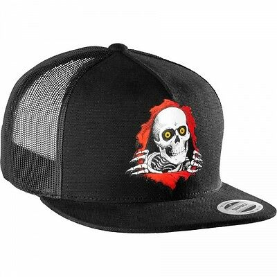 Powell Peralta - Ripper Trucker Cap Black