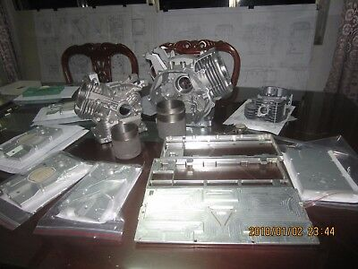 Prototyping and custom parts machining