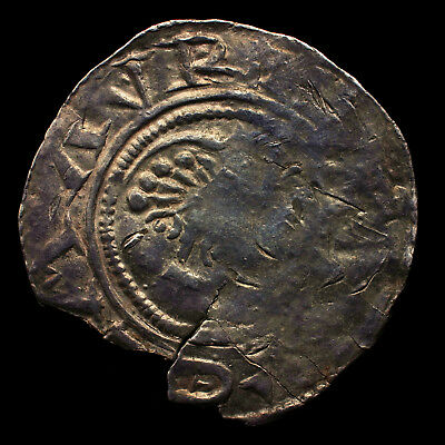 Unresearched Unidentified Anglo-Saxon Cnut Scandinavian? Imitation Viking Penny!