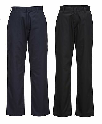 Portwest Ladies Magda Hardwearing Durable Poly/Cotton Trouser LW30