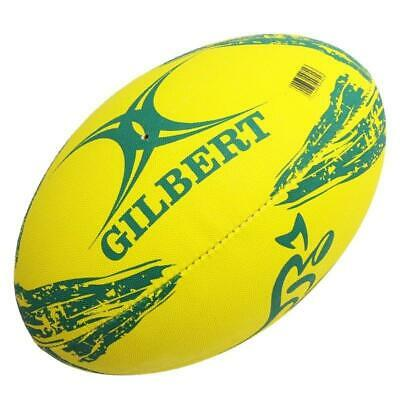 Wallabies Official Supporter Rugby Union Ball (Full Size) by Gilbert