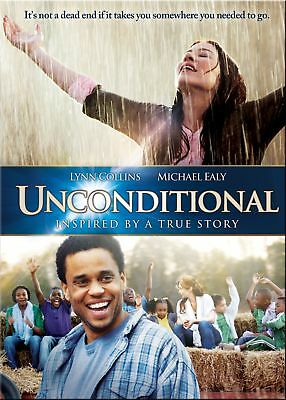 Unconditional (DVD,  2013) - Brand New!