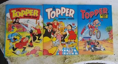 The Topper Book - Annuals