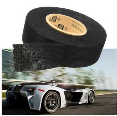 19mmx15m Tesa Coroplast Adhesive Cloth Tape for Cable Harness