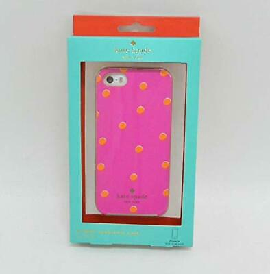 New OEM Kate Spade New York Hardshell Pavilion Dot Case For iPhone 5/5s/SE
