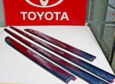 Highlander OEM Body side moulding /  2008-2013 Toyota  PT29A-42060-08