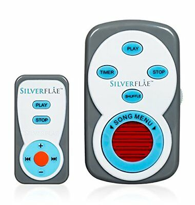 Sleep Therapy Sound Machine by Silverflye- Portable Spa Relaxation for Baby and