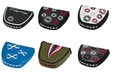 Odyssey Mallet Putter Headcover