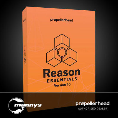 Propellerhead Reason Essentials 10 DAW Software