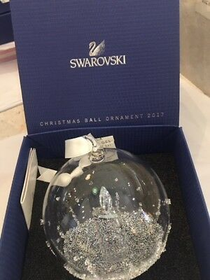 Swarovski Crystal Ball Ornament 2017 - Gorgeous!!!