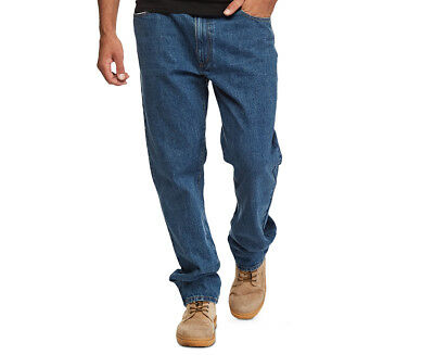 Mustang Men's Rigid Jeans - Stonewash