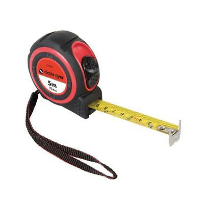 Dickie Dyer Tape Measure 5m / 16ft X 19mm