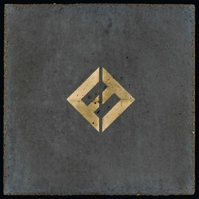 Foo Fighters - Concrete and Gold Album [CD] (2017) New & Sealed UK Fast Shipping