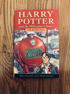 Rare Harry Potter and the philosopher's stone Hardback First Edition 24th Print