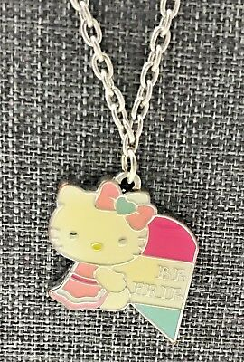 Sanrio Hello Kitty Silver Tone 1 Part of Best Friend Magnetic Necklace 2007