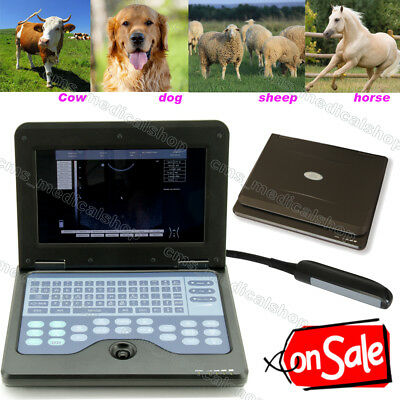 VET Veterinary Digital Ultrasound Scanner CMS600P2+7.5Mhz rectal Probe