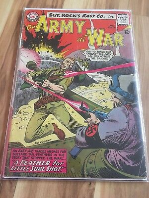 Our Army at War #145 (Aug 1964, DC)