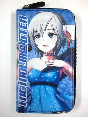 Idolmaster Cinderella Girls THE IDOLM @ STER Round Long Wallet Anastacia :642