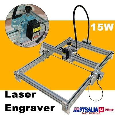 15000MW 35x50cm DIY Laser Engraving CNC Carving Engraver Carved Printer Machine