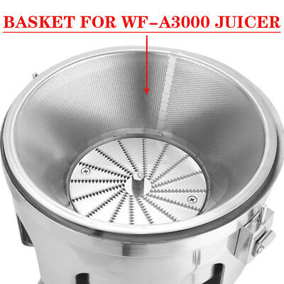 Filter Net Basket For WF-A3000Commercial Juice Extractor Stainless Steel Juicer