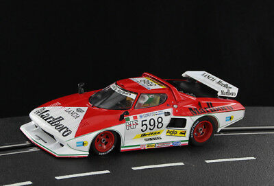 Sideways SW53 Lancia StratosTurbo Giro Italia - suits Scalextric slot car track