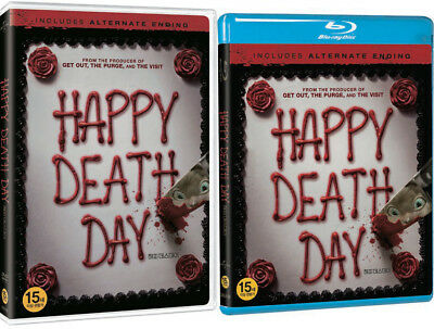 Happy Death Day - Blu-ray, DVD (2018)