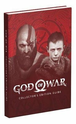 God of War - Strategy Guide Lösungsbuch Collectors Edition (englisch)