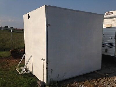 Custom made chipper box/ leaf removal. high quality primer & paint!