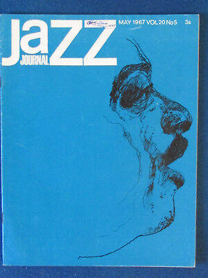 Jazz Journal magazine - May 1967