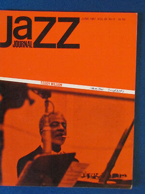 Jazz Journal magazine - June 1967