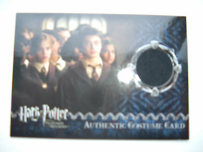 Daniel Radcliffe Black School Robe Costume Card Harry Potter PoA 58/750