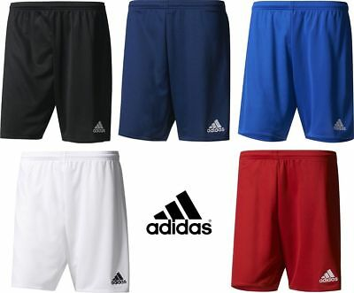 -adidas Parma 16 ClimaLite Mens Sports Football Gym Shorts Size S M L XL XXL