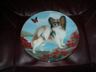 *RARE* Limited Edition Danbury Mint Plate Seaside Stroll by Tamara Burnett