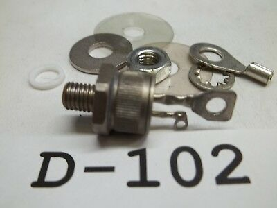 Diode Rectifier SCR, CR71-3, MOTOROLOA, with hardware, NOS, (D102)