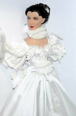 """Scarlett 's Wedding Day 22"""" Tonner NRFB Gone With The Wind Box creased Ltd 300"""