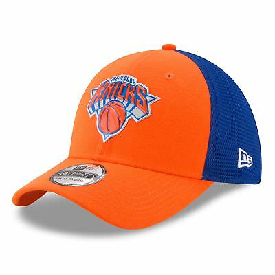 NBA New York Knicks Era 2017 Official On Court 39THIRTY Stretch Fit Cap Unisex