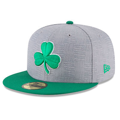NBA Boston Celtics New Era 59FIFTY City Edition Cap Mens