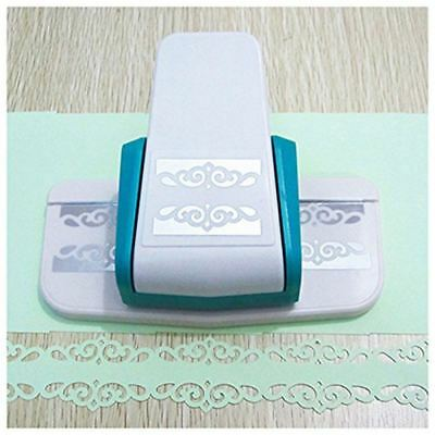 Large three-dimensional Fancy embossing punch handmade Greeting Card Tool