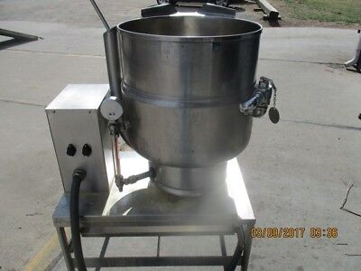 Groen, Steam Kettle W/ Self-Contained