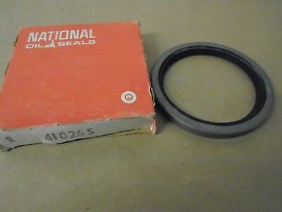"NATIONAL / FEDERAL MOGUL SEAL 41026S 2.375"" X 3.005"" X .250"" Seal Single Lip"