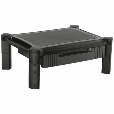 Brateck Height Adjustable Smart 13-32 Monitor Drawer Stand