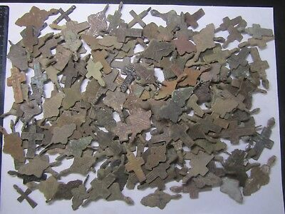Large lot of crosses   200 pieces (17-19 century)