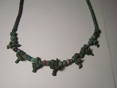 Metal detector finds.Scythians necklace (600 BC to AD 300)  Scythian culture
