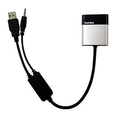 ViseeO Tune2Air WMA3000B Bluetooth Adapter for Streaming iPod/iPhone/iPad to BMW