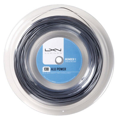 Luxilon Big Banger Alu Power 138 200m Tennis String Reel