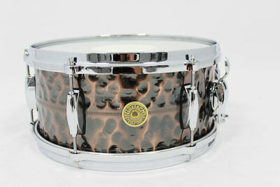 Gretsch G-4168-HC Hammered Antique Copper Snare