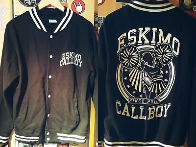 Eskimo Callboy College Jacke - Impericon