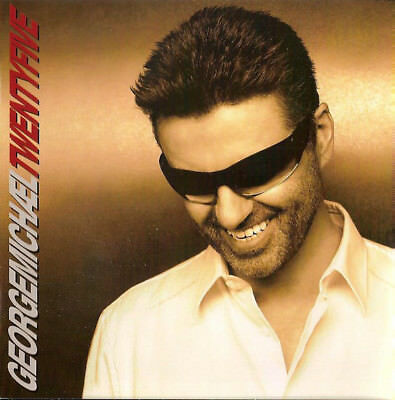 George Michael ‎– Twenty Five 2CD Aegean ‎2006 USED