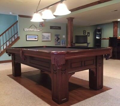 Olhausen 30th Edition Pool Table 1 500 00 Picclick