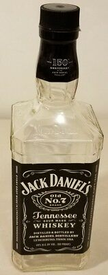 Jack Daniels 150th - 1.75 Liter -Old No.7 Whiskey Bottle- For Projects, Display
